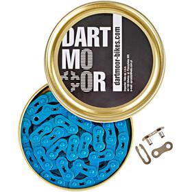 "DARTMOOR Core Kette 3/32"" blau"